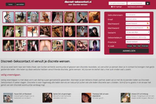 Discreet-Sekscontact.nl