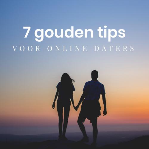 7 gouden tips voor online daters